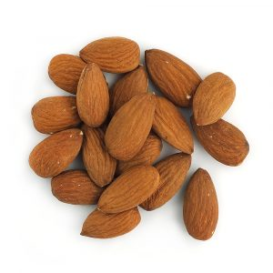 Whole Almonds Loose 100g