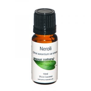 Amour Natural Neroli 5pc 10ml