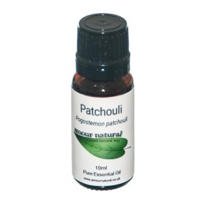 Amour Natural Patchouli Oil 10ml
