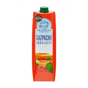 Brindisa Gazpacho Analucia 1l