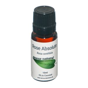 Amour Natural Rose Absolute Oil 10ml