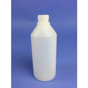 SESI Empty Bottle and Cap 500ml