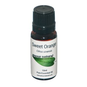 Amour Natural Sweet Orange Oil 10ml