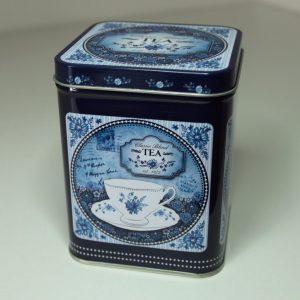 Classic Tea Caddy